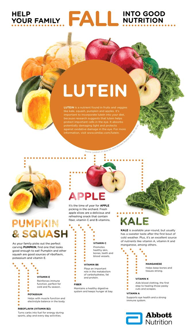 Apple fruit infographic
