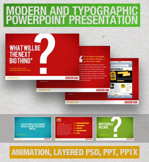 Professional Powerpoint Templates 2013