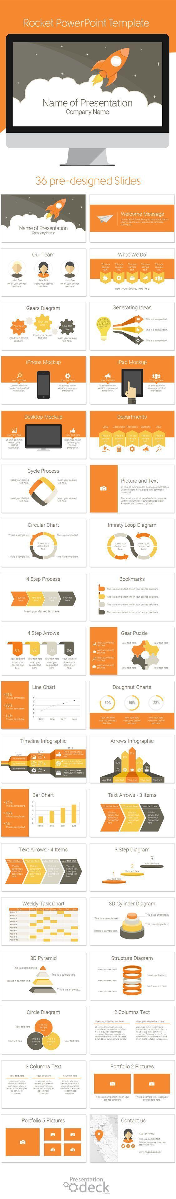 Infographics data visualization ppt