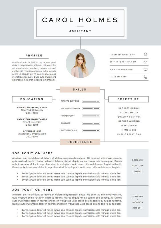 Business Infographic 4 Page Resume Template And Cover Letter References Template For Word Diy Printable The Milky Way Professional And Creative Design Infographicnow Com Your Number