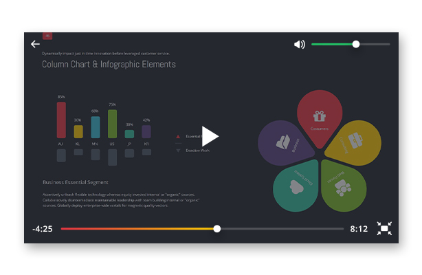IKON - Multipurpose Presentation Template - 2