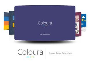 Actuar Power Point Presentation Template - 8