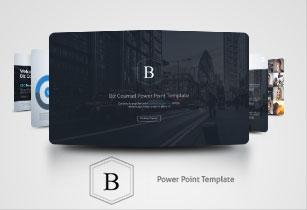 Actuar Power Point Presentation Template - 4