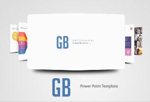 Actuar Power Point Presentation Template - 3
