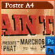 Grindhouse - Poster Template
