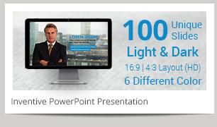 Inventive PowerPoint Presentation - 2