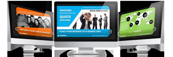 Big Company PowerPoint Prezentation Template - 4