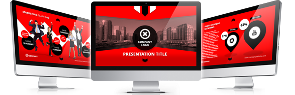Point Company PowerPoint Presentation Template - 12