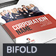 Bifold Business Brochure Modern Template - GraphicRiver Item for Sale