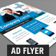 Corporate & Business Commerce Flyer Template - GraphicRiver Item for Sale