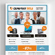Modern Business Commerce Flyer Template A4-Letter - GraphicRiver Item for Sale