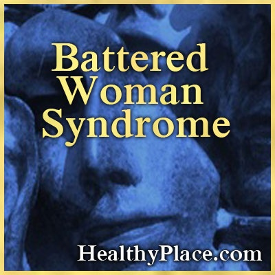 batterd womans syndrome Battered woman syndrome n a pattern of signs and symptoms, such as fear and a perceived inability to escape, appearing in women who are physically and mentally abused over an extended period by a husband or other dominant individual.