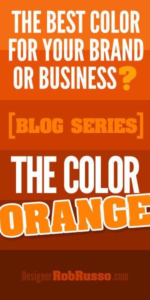 Psychology : Orange Logo   Best Color for Branding   Popular