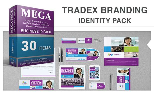 Tradex Powerpoint Template - 13