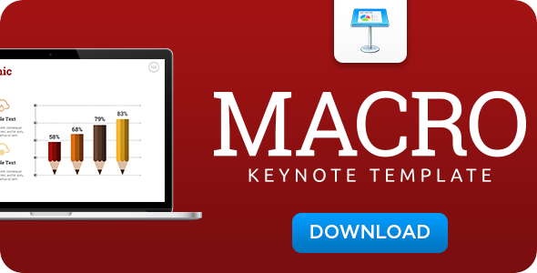 Macro Keynotet Template