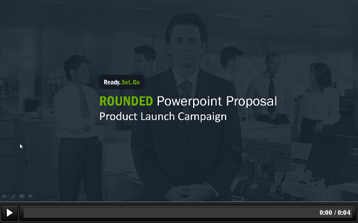 Rounded Powerpoint  - 1