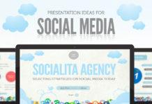 discover social media presentation template infographicnow com
