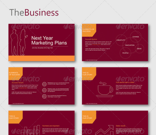 discover thebusiness powerpoint template - 53 Powerpoint Template For Business Final