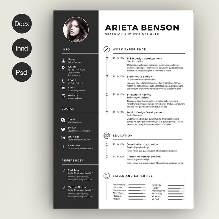 cool resumes +20 modern, professional and basic resume templates to choose from save time start getting more job interviews use tips from experts and professional resume examples.
