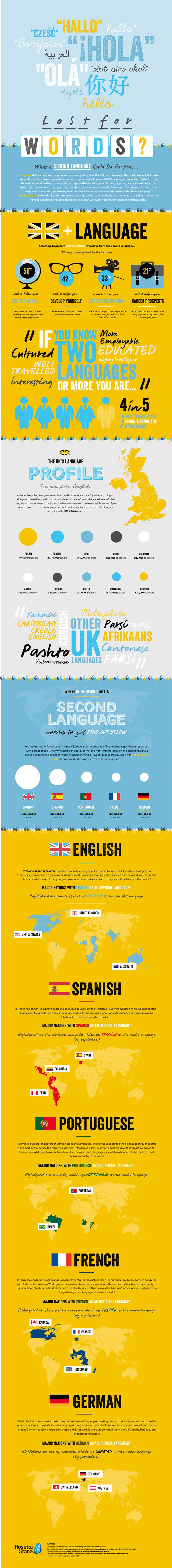 educational infographic  infographic  second language benefits  description infographic  second language