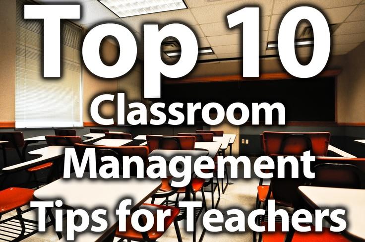 management   10 helpful classroom management tips for teachers