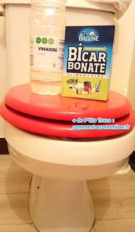 management bicarbonate de soude vinaigre blanc pour enlever tartre wc. Black Bedroom Furniture Sets. Home Design Ideas