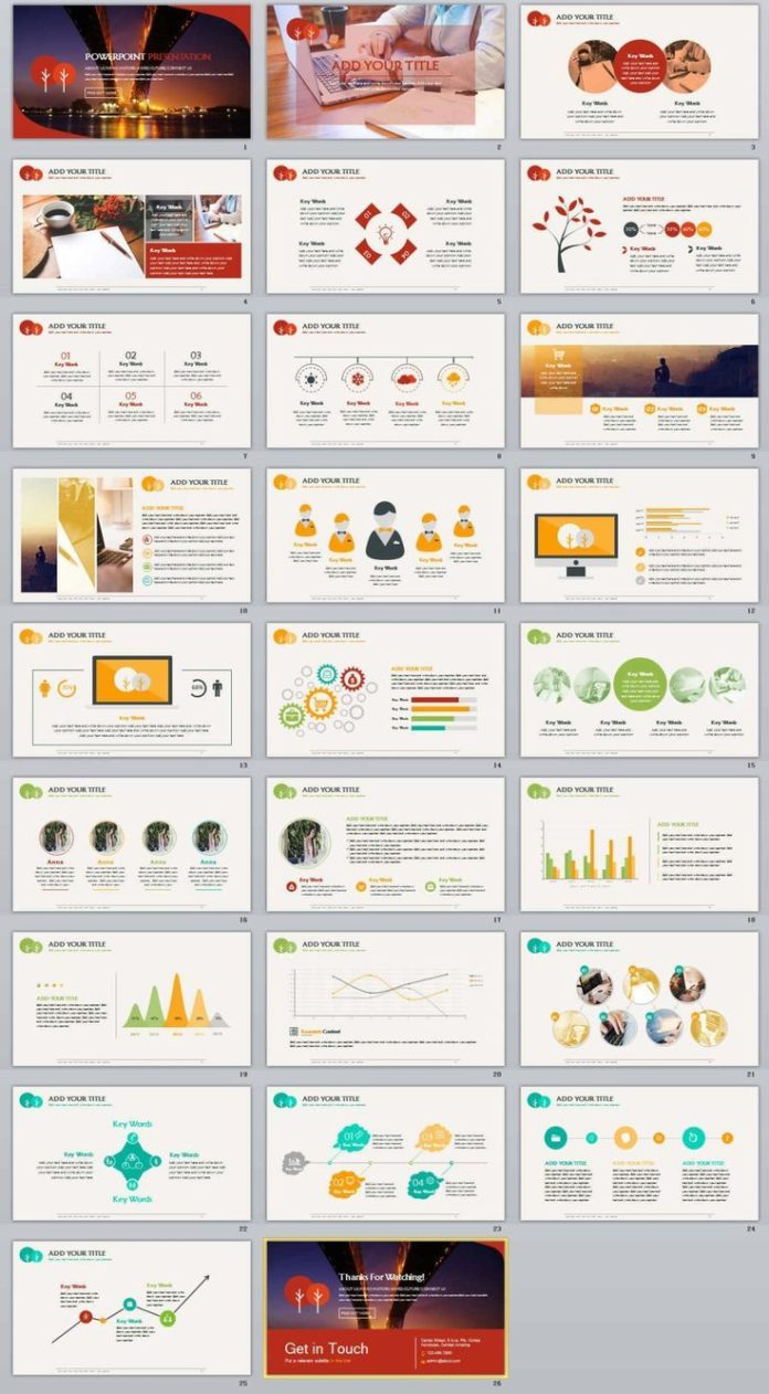Business Infographic 26 Business Powerpoint Presentation