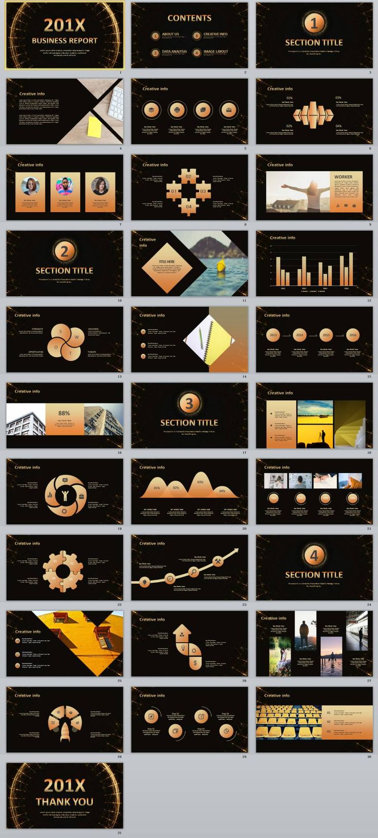 Business infographic 31 best charts business report powerpoint description 31 best charts business report powerpoint template alramifo Image collections