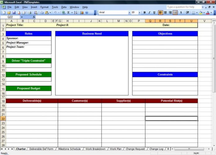 management excel spreadsheets help free download project
