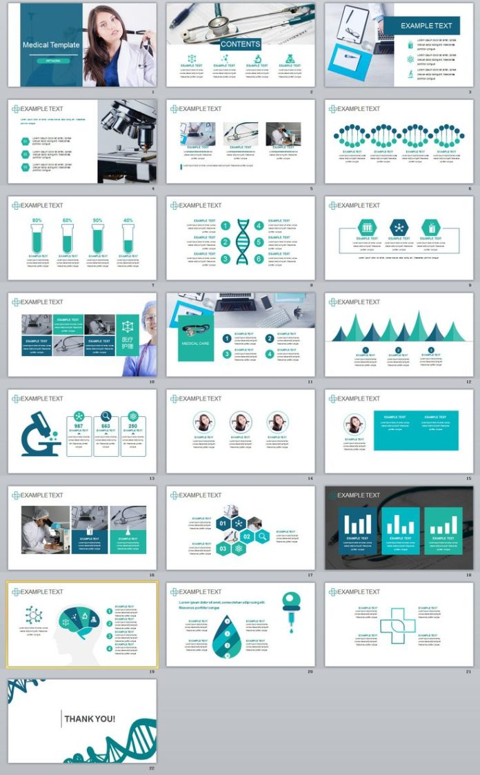 Medical Infographic 22 Best Medical Industry Powerpoint Templates