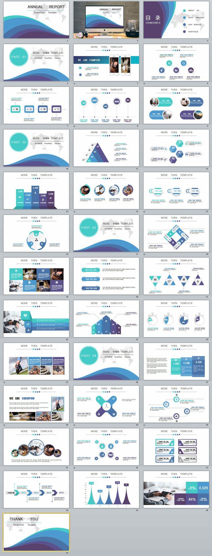 Business infographic 37 annual premium presentation powerpoint description toneelgroepblik Choice Image