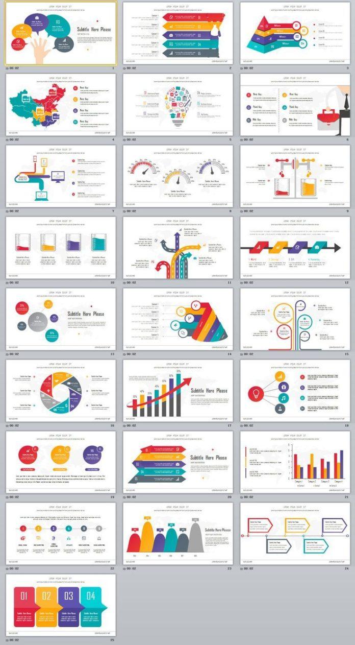 Business infographic business infographic 25 best slide business infographic data visualisation toneelgroepblik Image collections