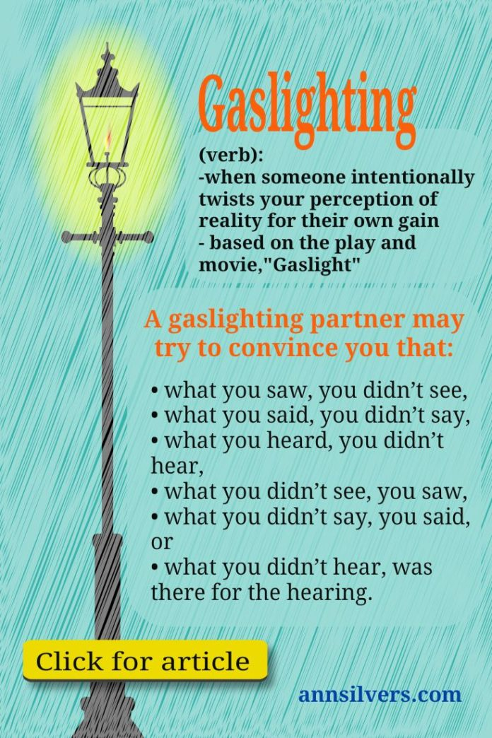 Psychology infographic and charts  sc 1 st  InfographicNow.com & Psychology : What is gaslighting in abusive relationships ...