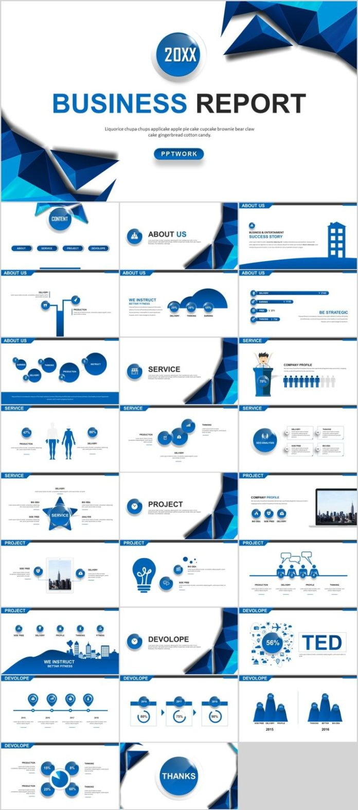 Business infographic 27 blue year chart timeline powerpoint business infographic data visualisation toneelgroepblik Image collections