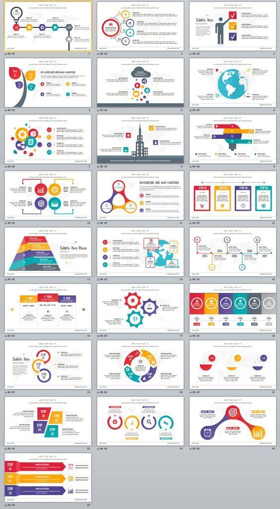 Business infographic 25 best infographic presentation powerpoint business infographic data visualisation toneelgroepblik Image collections
