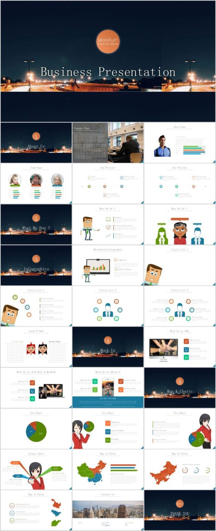 Business infographic 30 best business presentation keynote business infographic data visualisation flashek Image collections
