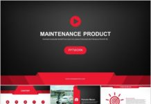 Business infographic 30 red maintenance product powerpoint business infographic 30 red maintenance product powerpoint templates powerpoint toneelgroepblik Gallery