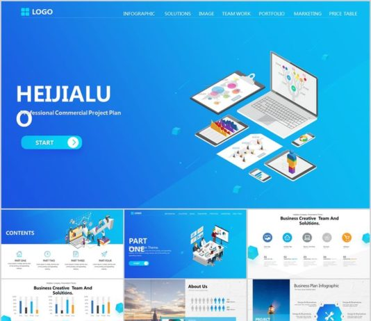 business infographic 33 business website ui design powerpoint template on behance powerpoint templ infographicnowcom your number one source for - 53 Powerpoint Template For Business Final