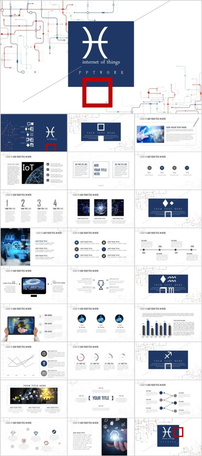 Business infographic 28 best internet report powerpoint template business infographic data visualisation toneelgroepblik Image collections