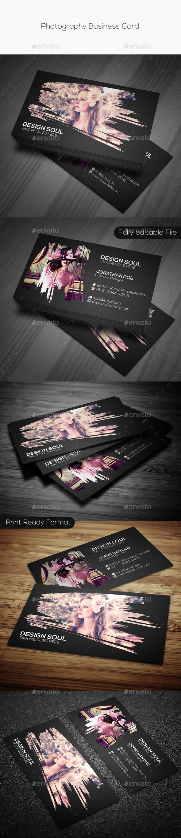 Business infographic photography business card template design business infographic data visualisation reheart Image collections