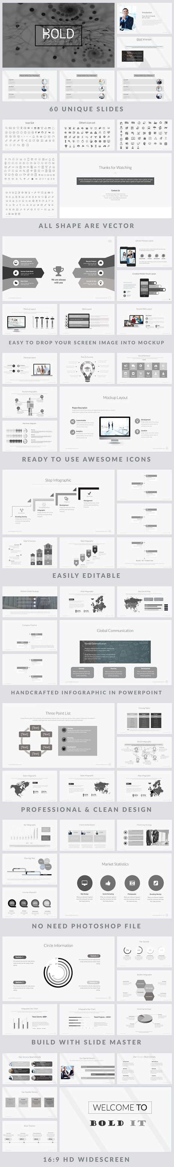 medical infographic bold powerpoint presentation presentation
