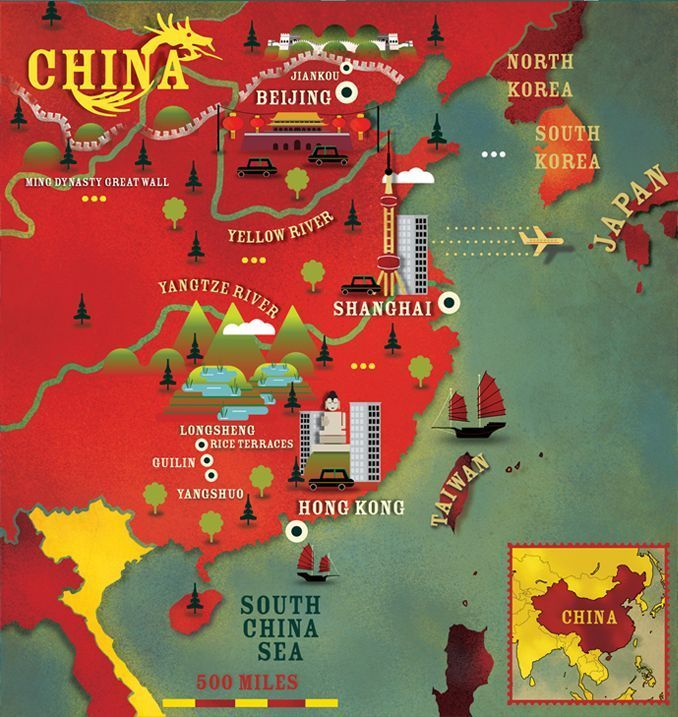 travel infographic travel infographic china map by cartographic