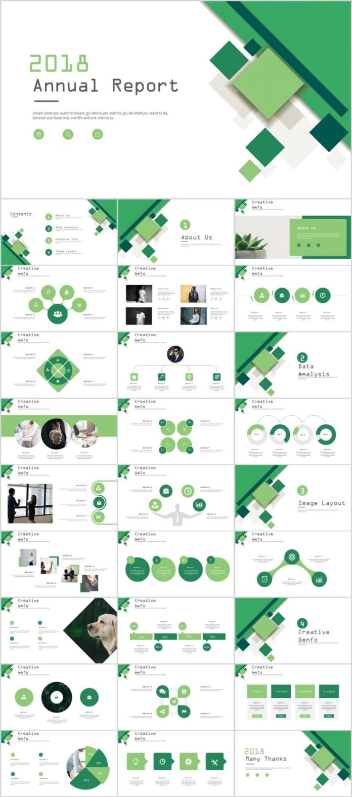 Business infographic 28 green business annual report charts business infographic data visualisation accmission Gallery