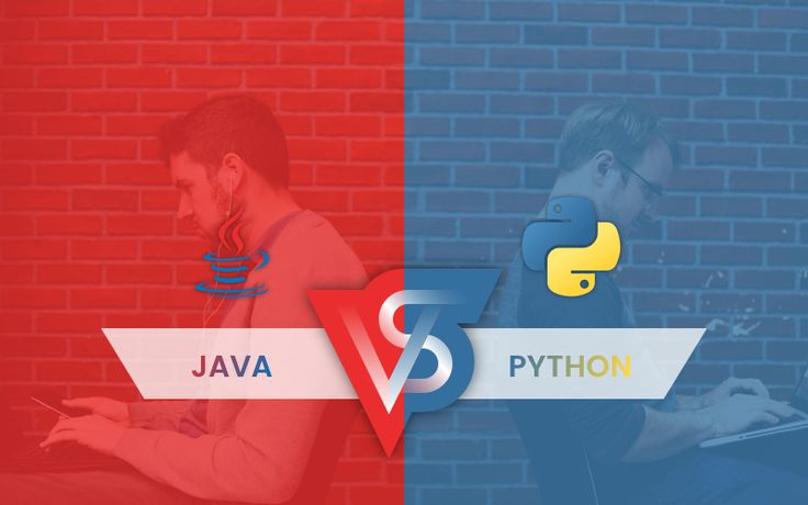 Educational infographic : Java Vs. Python – Which Programming Language is More Productive? – Infographic