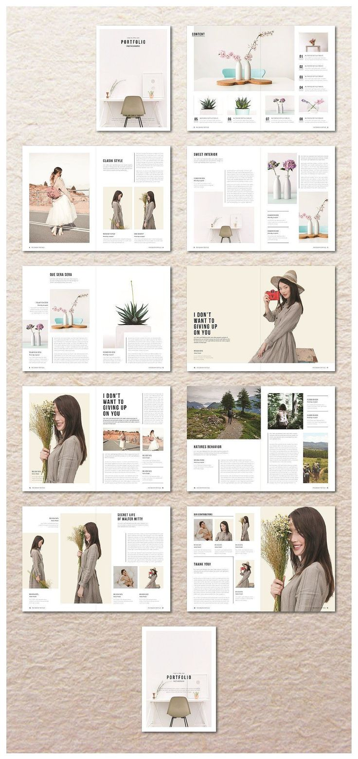 Fashion Infographic Portfolio Magazine Clean Professional Modern And Fully Customisable Indesign T Infographicnow Com Your Number One Source For Daily Infographics Visual Creativity