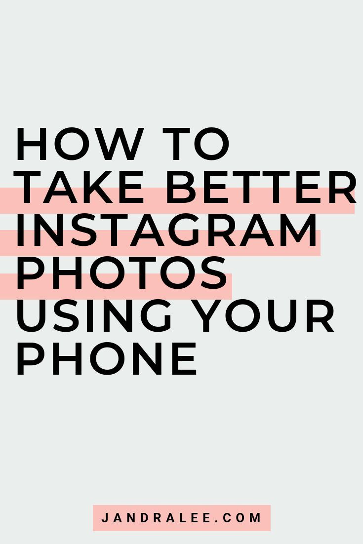 Social media infographic – You don't need an expensive DSLR camera to take stellar photos for your Instagra…