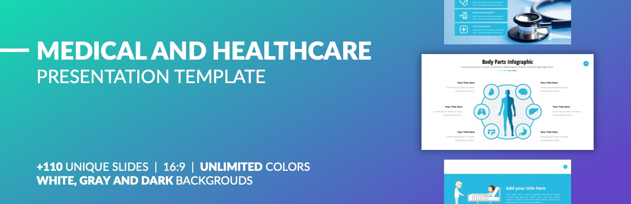 Best Medical and Healthcare PowerPoint Pitch Deck