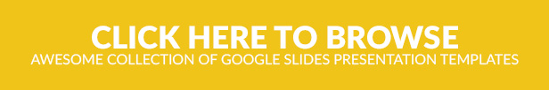 Awesome Collection of Google Slides Presentation Templates