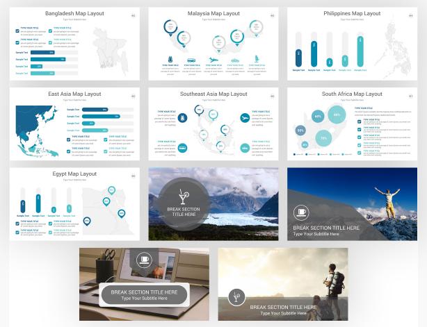 PRO Multipurpose PowerPoint Presentation Template - 4
