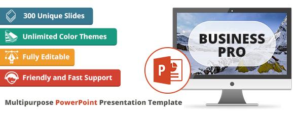 PRO Multipurpose PowerPoint Presentation Template - 15